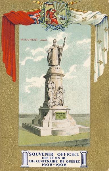 Le Monument de François de Laval