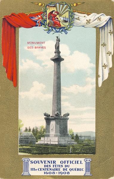 Le Monument des Braves